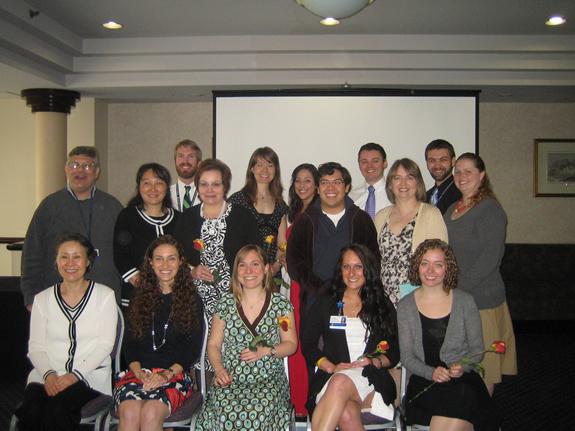 LEND alumni, 2011
